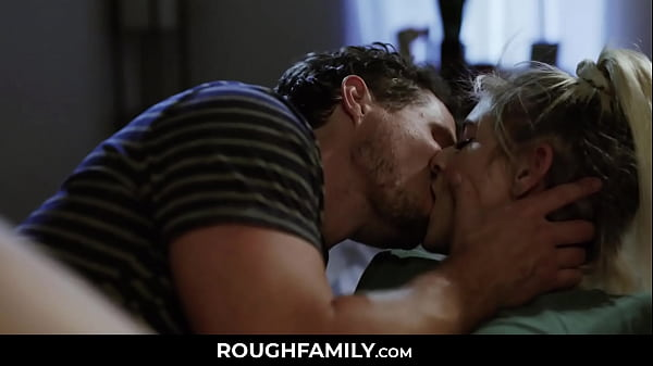 College Teen Cheats with Her Brother in Law - RoughFamily.com