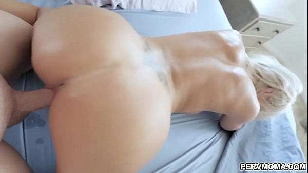 Super hot mom lets stepson goes in deep in her milf pussy! Thumb