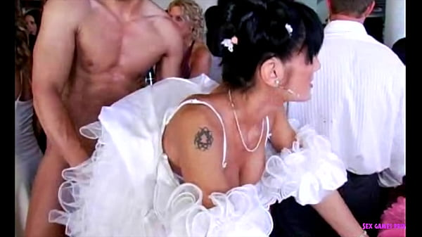 Czech wedding group sex Thumb
