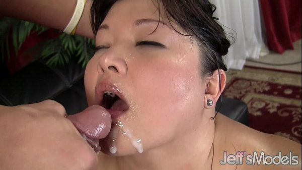 Asian plumper Kelly Shibari gets filled with cock