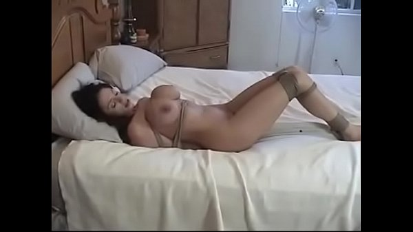 k. milf Bound and teased