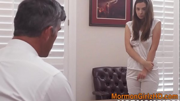 Mormon watched fingering