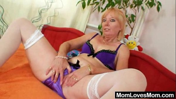 amateur cougar first time