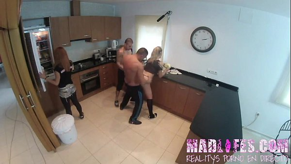 Highlights 1º Reality Show de Madlifes, el Gran hermano porno. Thumb