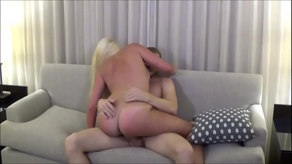 Thick Blonde Sister Cheats With Brother - Famil...