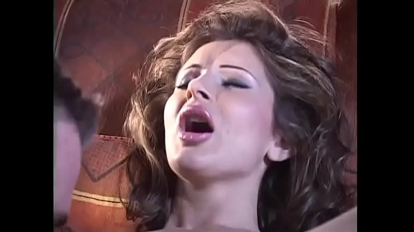 Beautiful and sensual slut is wildy banged in the ass