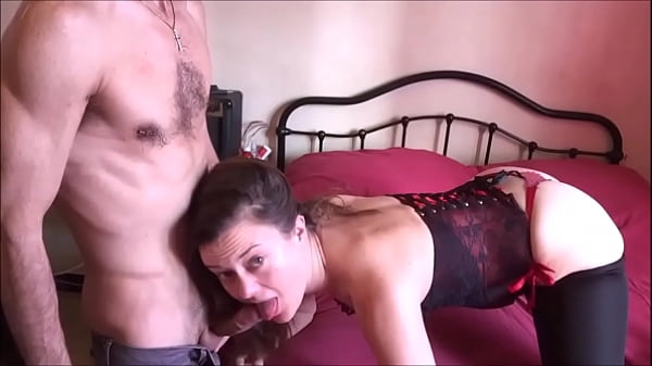 T&A 656 - French Slut Fucked in Sexy Satin Clothes - 01 Thumb