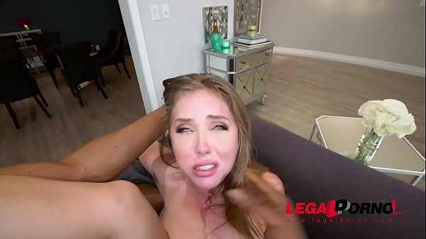 Big Tit Super Hot Lena Paul back for more! She loves BBC up her ASS!!! AA037