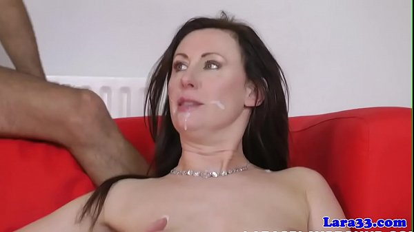 English milf pipe fitted by cheeky plummer 6