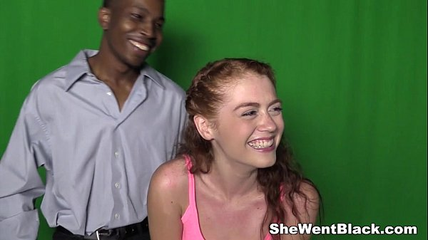 Redhead Teen Alice Green Interracial Creampie Thumb