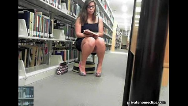 cute library girl Thumb