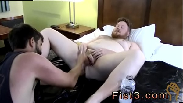 Full gay fisting movies free and guys ass Sky Wine's got ginger cub