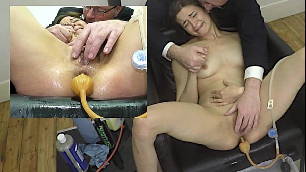 Hold naked enema girls