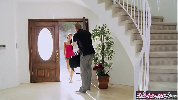 Twistys - (Raven Bay, Karlo Karrera) starring at House Cleaning Surprise