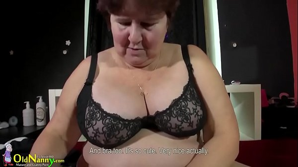 Image OldNannY Busty BBW Old Mature Granny Compilation