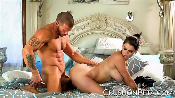 CrushGirls – Peta Jensen sucking and fucking a big dick