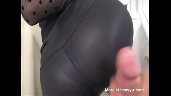 walking with cumshot on ass