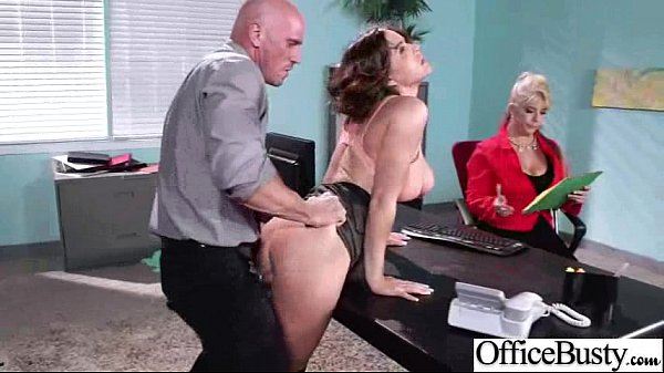 In Office Hard Sex With Big Juggs Horny Worker Girl (krissy lynn) movie-22