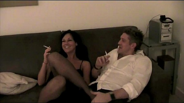 Amateur threesome in the hotel room - Last XXX