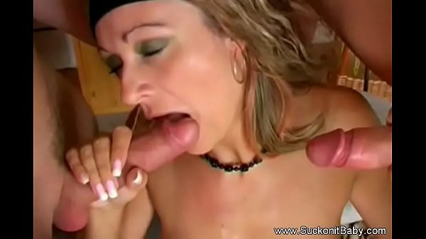 Rock Out Blowjob With Punk MILF
