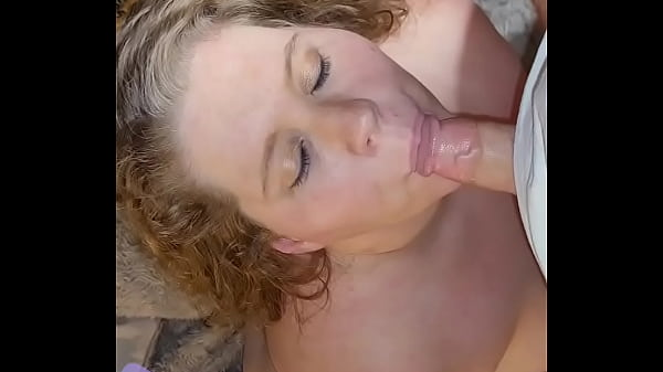Sucking him and then he fucked me doggystyle!