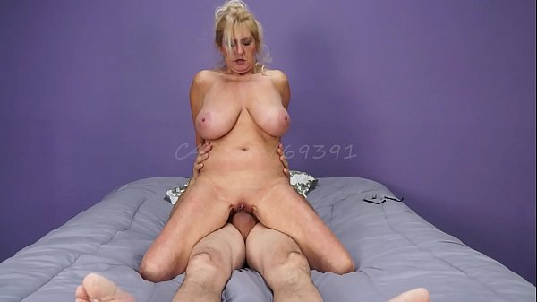 Big Titted MILF Sucks Cock, Licks Ass Cum in Mouth Short Version Thumb