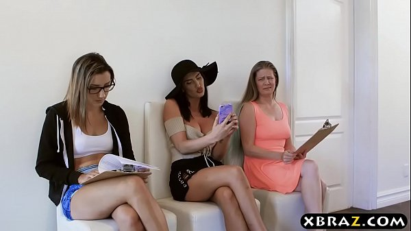 The biggest whore in Hollywood audition creampie jizzed Thumb