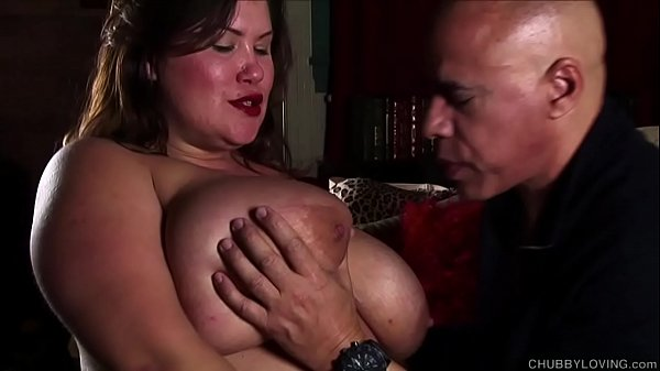 Cock hungry big tits BBW beauty gives an amazin...