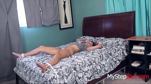 Tied Daughter Punished By Dad For Being A Slut- Lee Ann