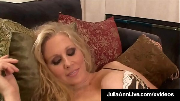World Famous Milf Julia Ann Is Pussy Pounded By...