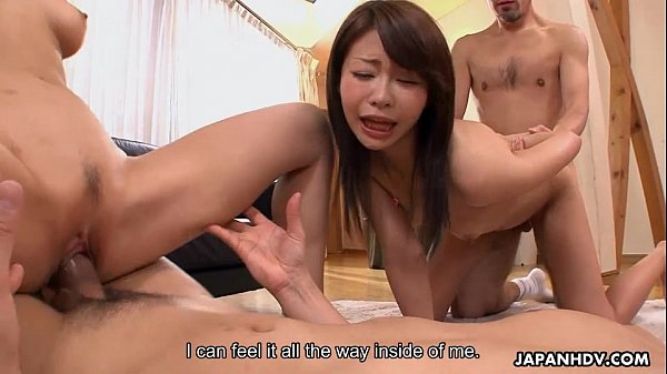 Asian sluts getting popped off by the randy dudes