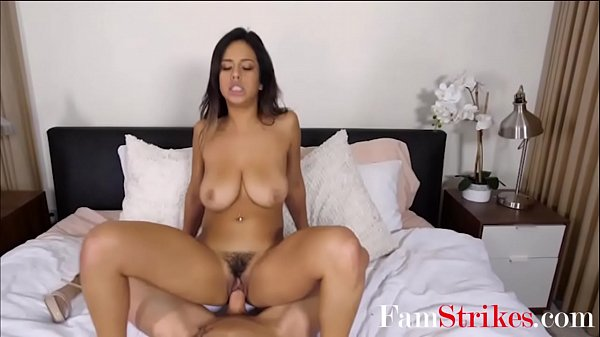 Latina Sister Caught And Blackmailed By Brother- Autumn Falls