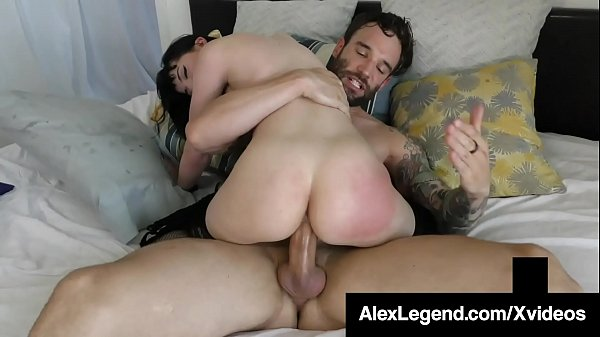 Flat Chested Brunette Charlotte Sartre Fucked By Alex Legend Thumb