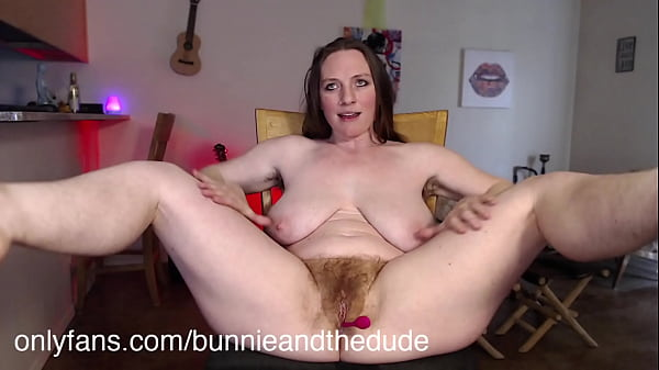 Spray Breast Milk into Hairy Pussy Squirt Creamy Juicy Cum All Over - BunnieAndTheDude Thumb