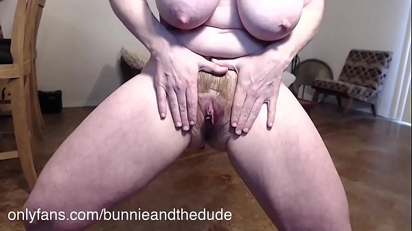 Lactating Milf Masturbating Squirting Fucking Herself with Lovense Lush Toy during Private Webcam Show - BunnieAndTheDude Thumb