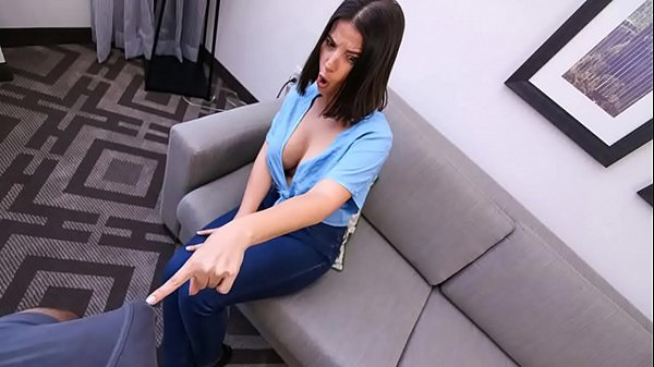 Latina Step Mom Is Getting Her Pussy Fingered And Eaten By Her Stepson - LaSirena69