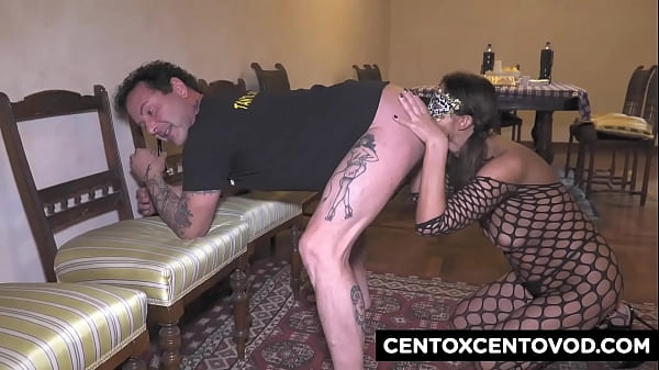 Ragusa lady buggered by Alex Magni and Morena Capoccia assfuck a bisexual Thumb