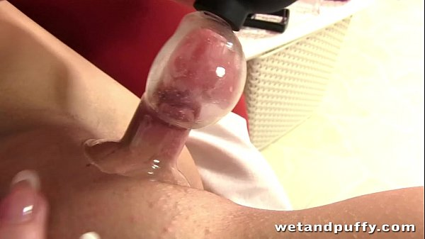 Subil treats her puffy pussy