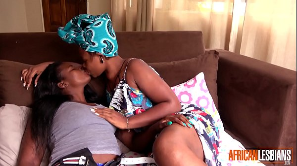 African Lesbians Love Licking Wet Pussy Thumb