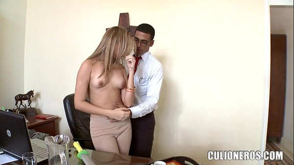 Amateur Latina office Girl Thumb