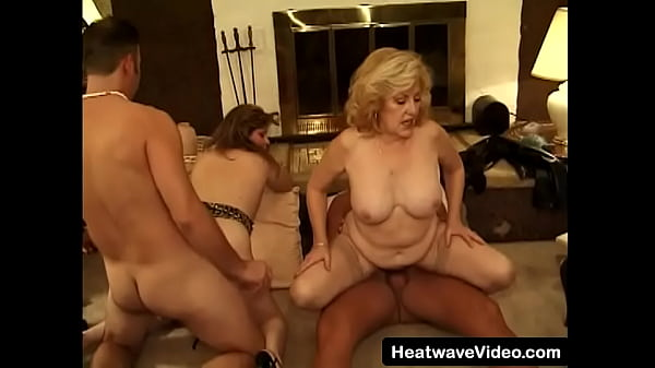 Who says mature women can't have wild sex?