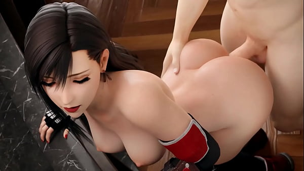Tifa Gets Dicked
