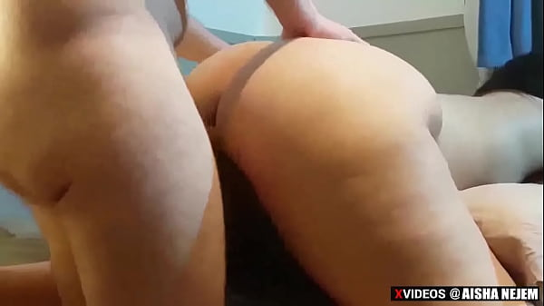 WHITE WHORE RIDING REVERSE COWGIRL Thumb