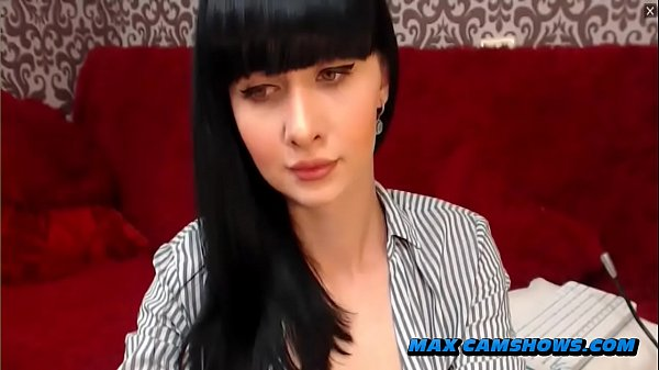 Anal Toys For Beautiful Russian Camgirl