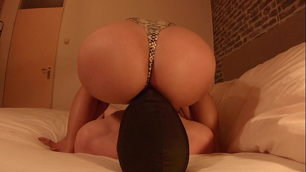 Amazing Ass Facesitting and Creampie