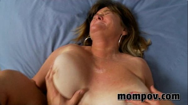 Big Tits Mom Son Mature