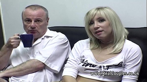 Old man cleans his girlfriends cummy asshole Thumb