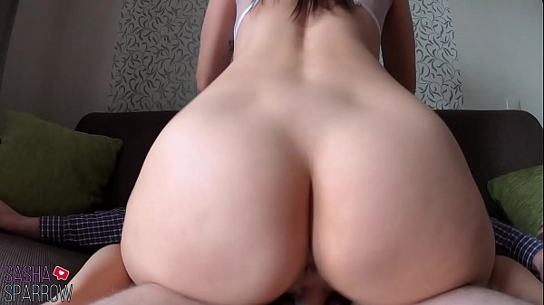 Babe with Freckles Blowjob and Fucking - Cum in...