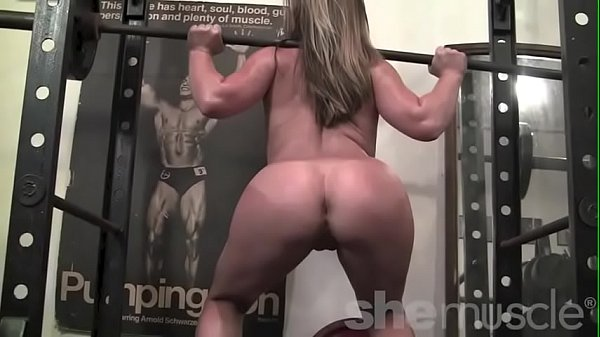 Hot fitness chicks muscle babe nude Flexible Teen Fitness Model Gets Naked In Gym Xvideos Com