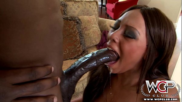 Ebony Big Booty Doggy Creampie